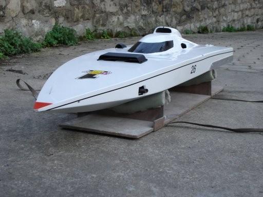 bateau thermique